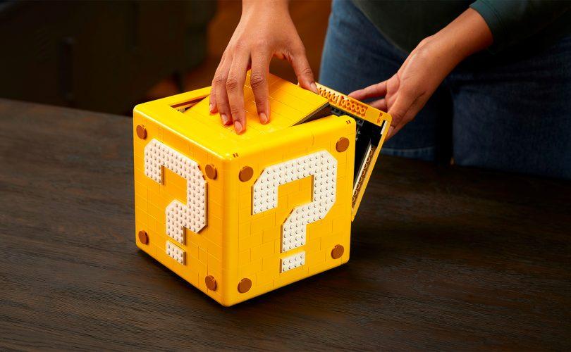 LEGO annuncia un nuovo set dedicato a Super Mario 64
