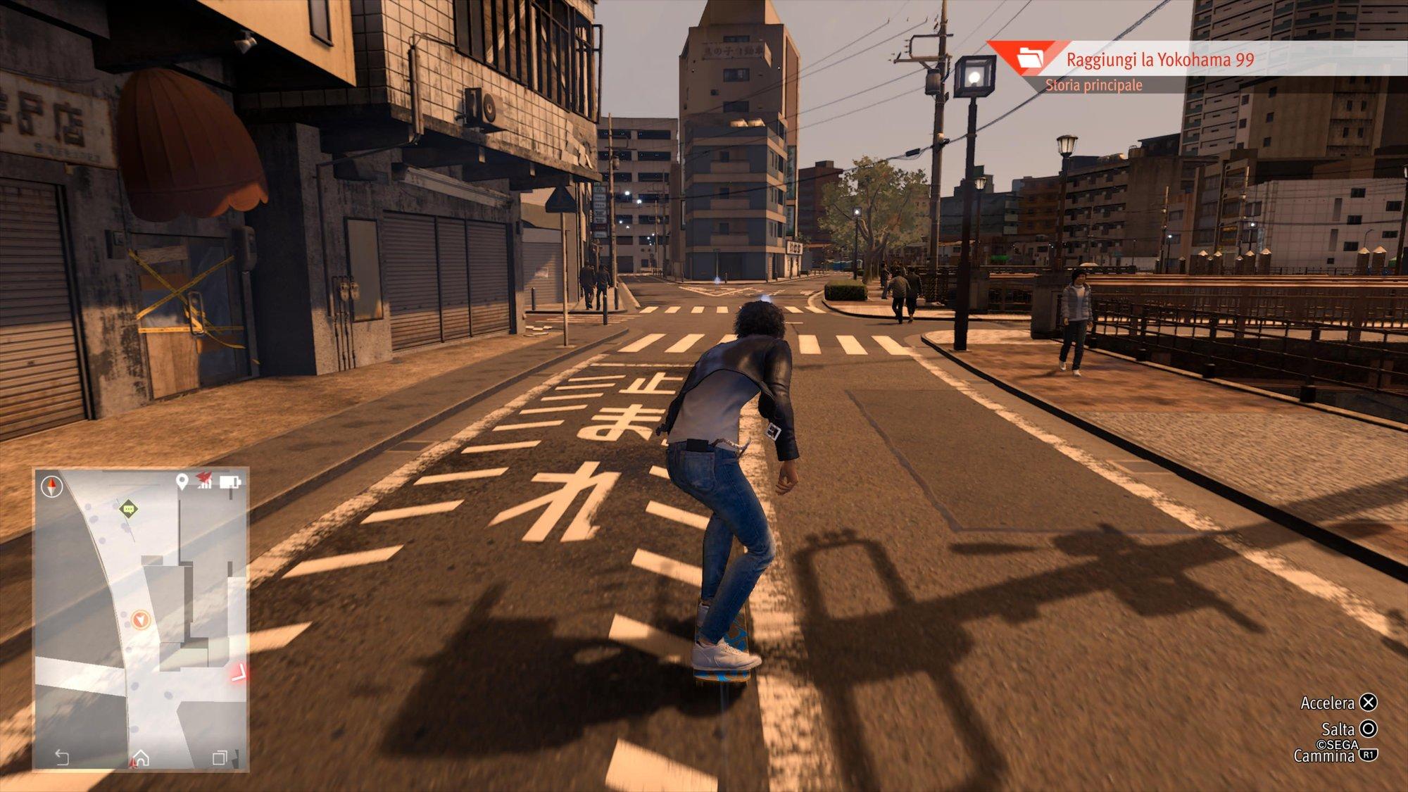In skateboard a Yokohama