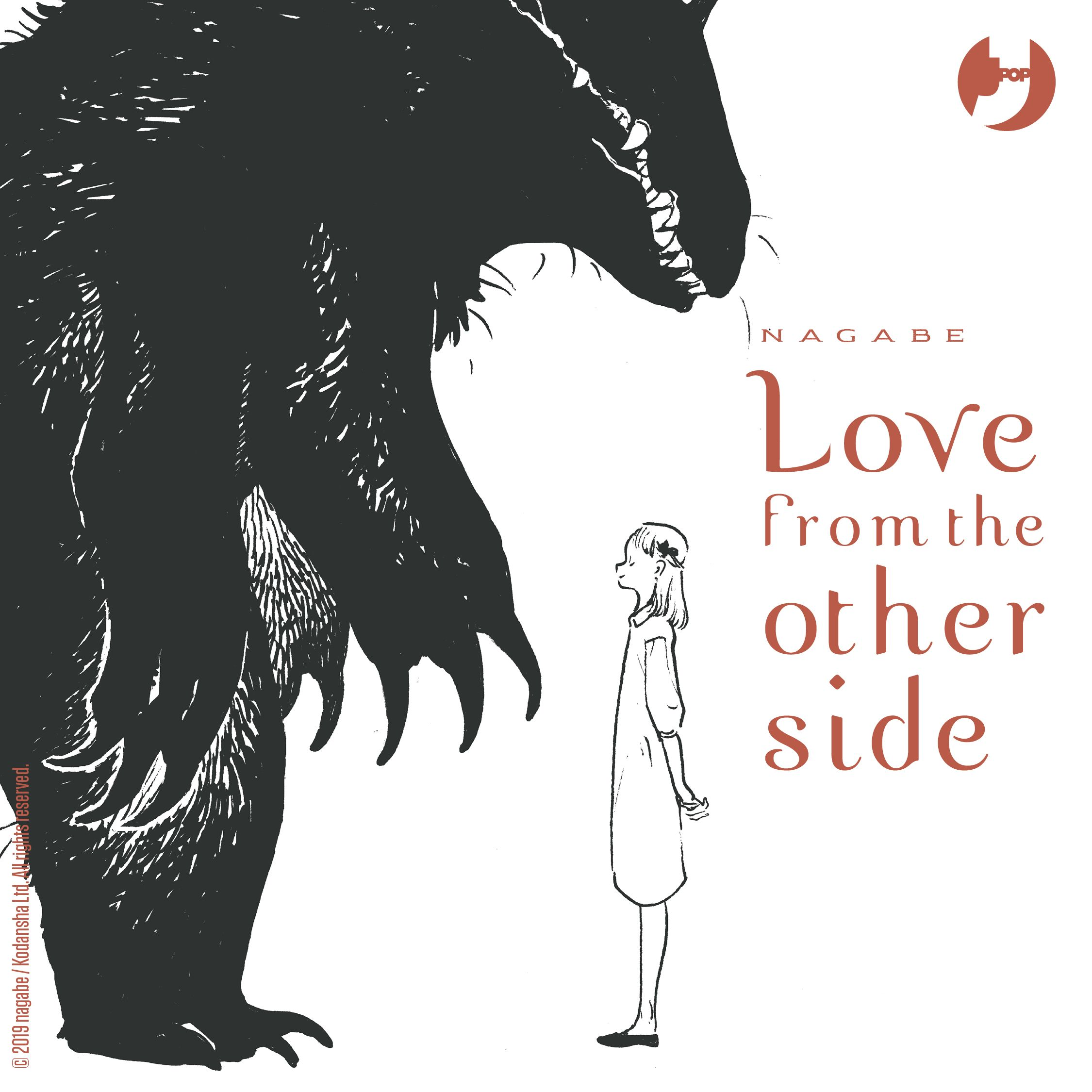 Love from the other side, il manga di Nagabe