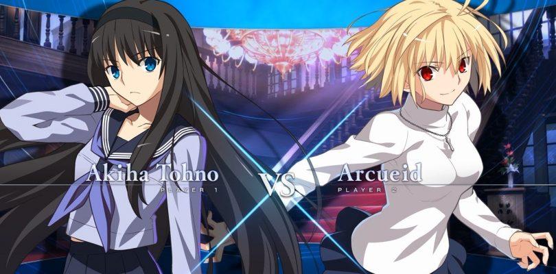Melty Blood: Type Lumina – Akiha Tohno e Arcueid si sfidano nel nuovo video di gameplay