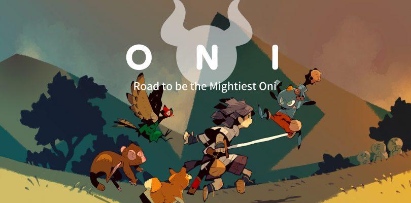 ONI: il nuovo indie di KENEI DESIGN promosso da Shueisha
