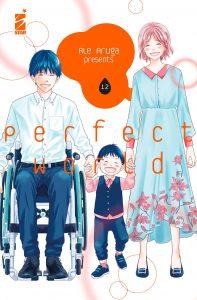 PERFECT WORLD si conclude con il volume 12