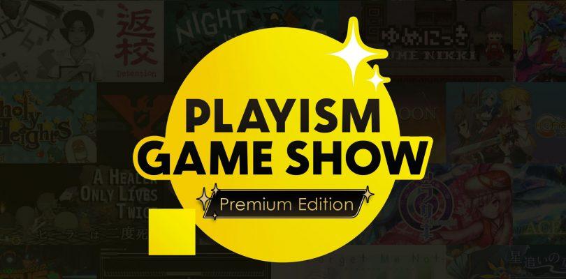 Playism Game Show: Premium Edition annunciato per il 25 settembre