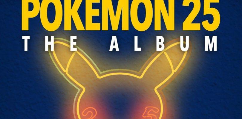 Pokémon 25: The Album