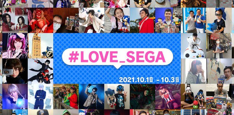 SEGA e ATLUS: lineup e calendario degli eventi per il Tokyo Game Show 2021