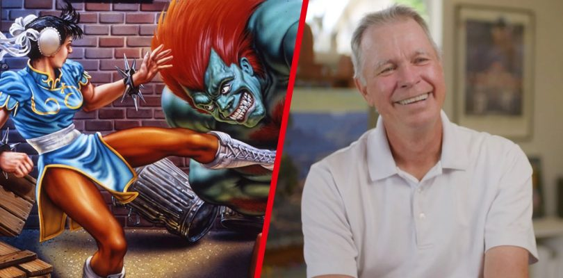 Street Fighter II Mick McGinty
