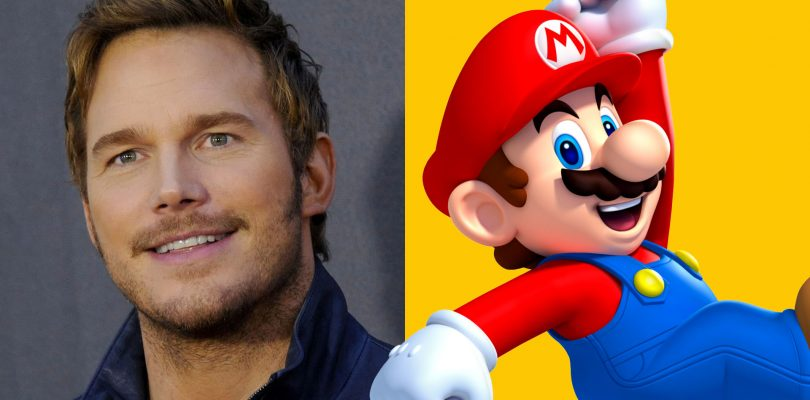 Super Mario: Chris Pratt e Jack Black saranno Mario e Bowser nel film