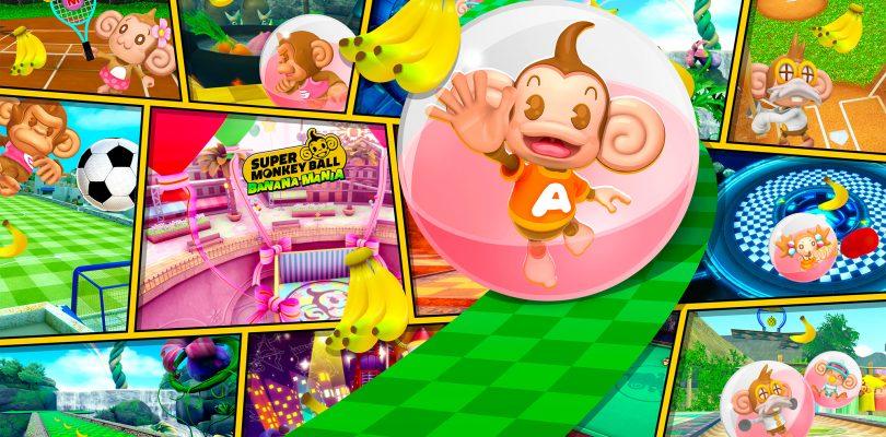 Super Monkey Ball Banana Mania – Recensione