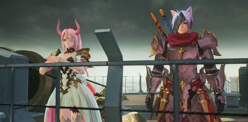 Alphen e Shionne, protagonisti di TALES of ARISE