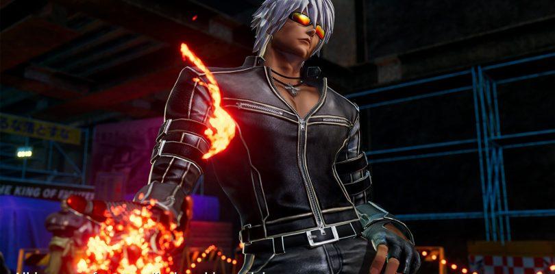 THE KING OF FIGHTERS XV: anche K' si unisce al roster dei personaggi