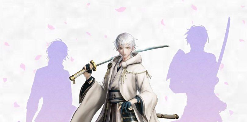 Touken Ranbu Musou: Tsurumaru Kuninaga è il comandante della quarta unità