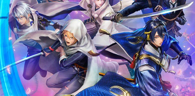 Touken Ranbu Warriors annunciato per l'Occidente, ecco la data di uscita