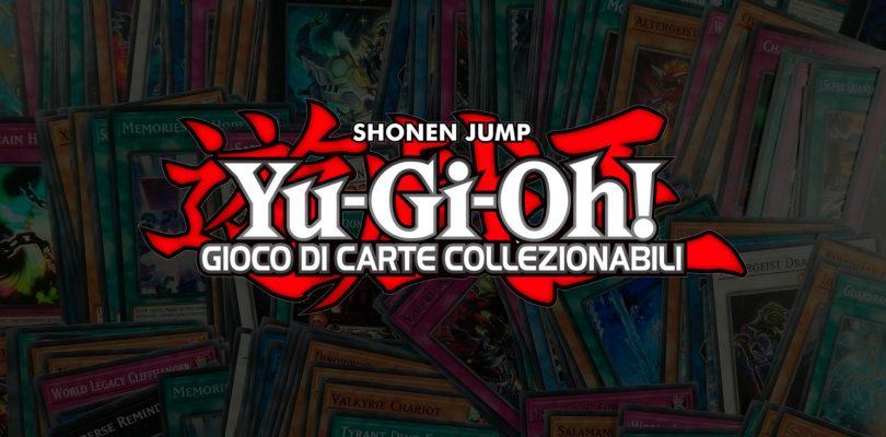 Yu-Gi-Oh! Gioco di Carte Collezionabili: le novità di questo autunno