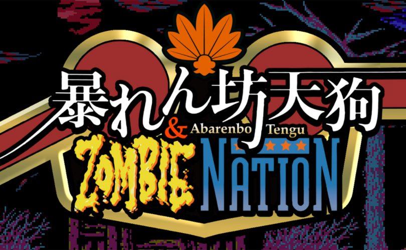 Abarenbo Tengu & ZOMBIE NATION: il trailer di esordio