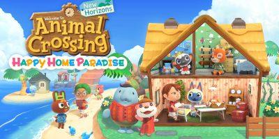 Animal Crossing: New Horizons Direct, annunciati l'ultimo aggiornamento e un'espansione a pagamento