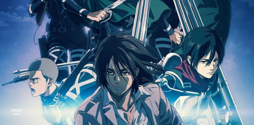 ATTACK ON TITAN: The Final Season Part 2: data di uscita e nuovo trailer