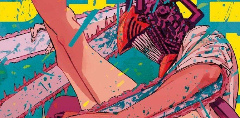 Chainsaw Man eletto miglior manga agli Harvey Awards