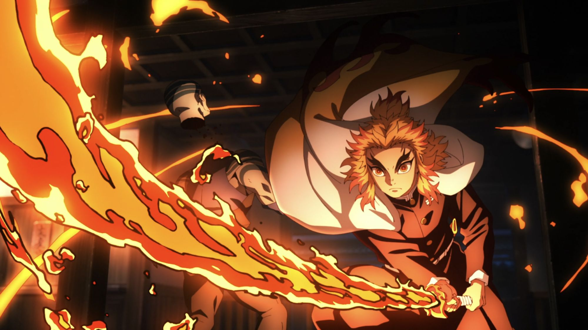 DEMON SLAYER Season 2: Don't stray from the yellow line
