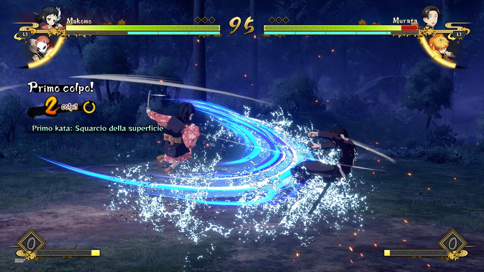 DEMON SLAYER: Kimetsu no Yaiba – The Hinokami Chronicles – Recensione
