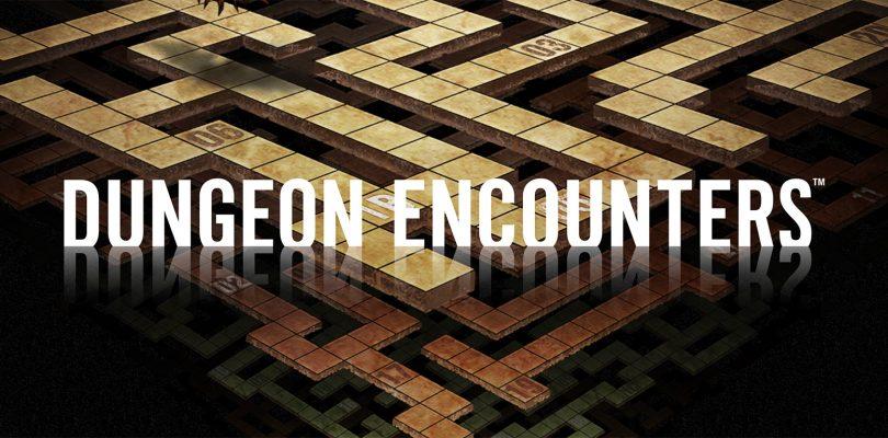 DUNGEON ENCOUNTERS: un nuovo titolo SQUARE ENIX in uscita questo mese