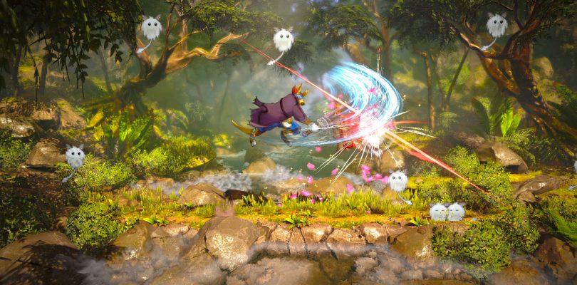 Eiyuden Chronicle: Rising, gameplay mostrato al TGS 2021