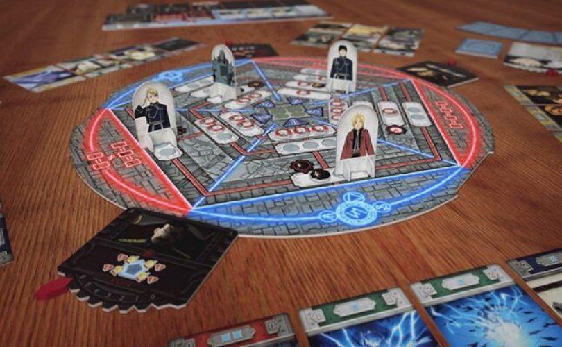 FullMetal Alchemist: un gioco da tavolo annunciato per il Giappone