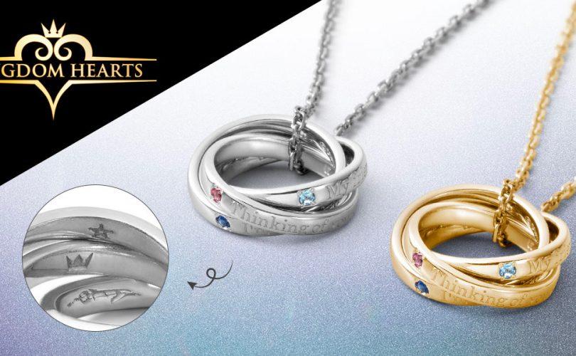 KINGDOM HEARTS: in arrivo i gioielli di U-Treasure