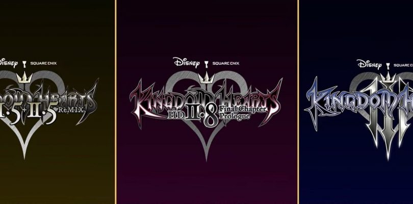KINGDOM HEARTS: l'intera saga è in arrivo su Nintendo Switch
