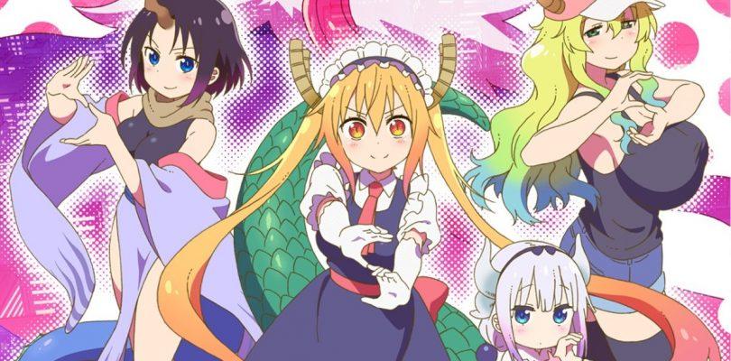 Miss Kobayashi's Dragon Maid S - Recensione