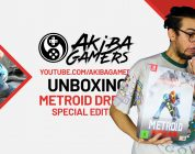 VIDEO Unboxing – METROID DREAD Special Edition