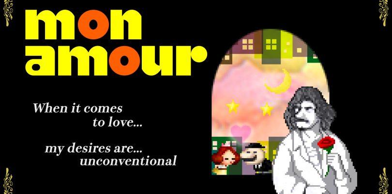Mon Amour in arrivo su Switch e PC questo mese