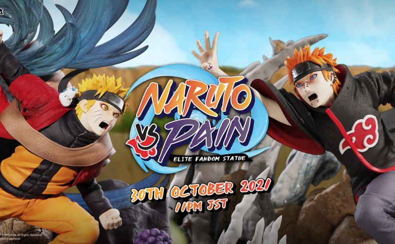 NARUTO vs PAIN ELITE FANDOM STATUE
