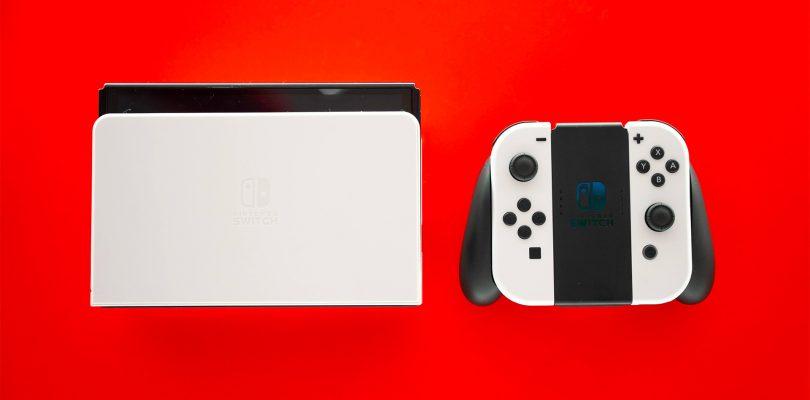Nintendo Switch OLED: la nuova dock supporta 4K e 60 FPS, ma la console no