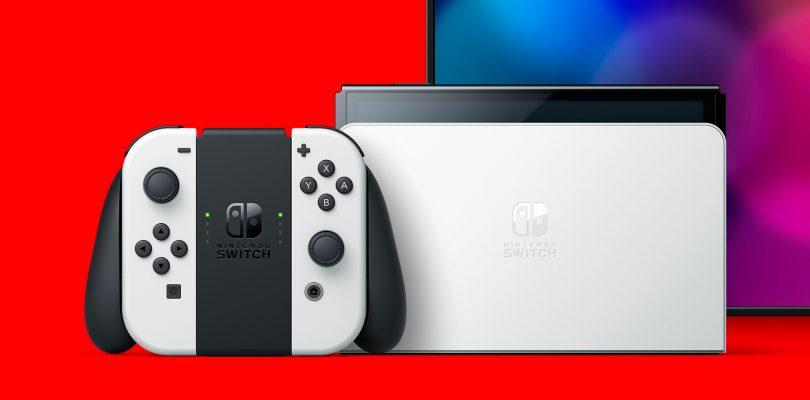 Nintendo Switch modello OLED – La nostra recensione
