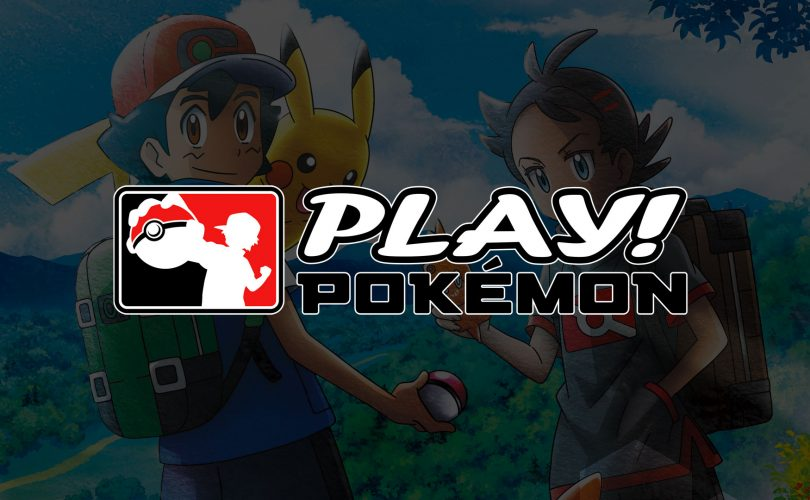I campionati internazionali Play! Pokémon tornano nel 2022