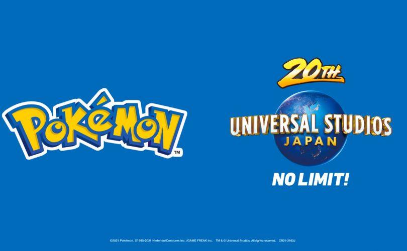 Universal Studios Japan annuncia una partnership con Pokémon