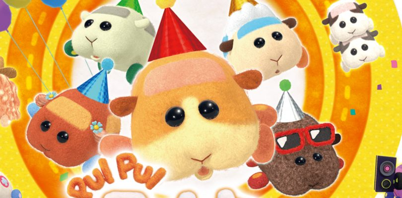 PUI PUI Molcar Let's! Molcar Party! in arrivo su Switch in Giappone