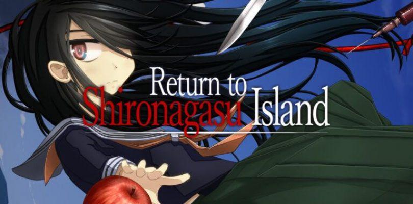 Return to Shironagasu Island arriverà su Nintendo Switch in Giappone